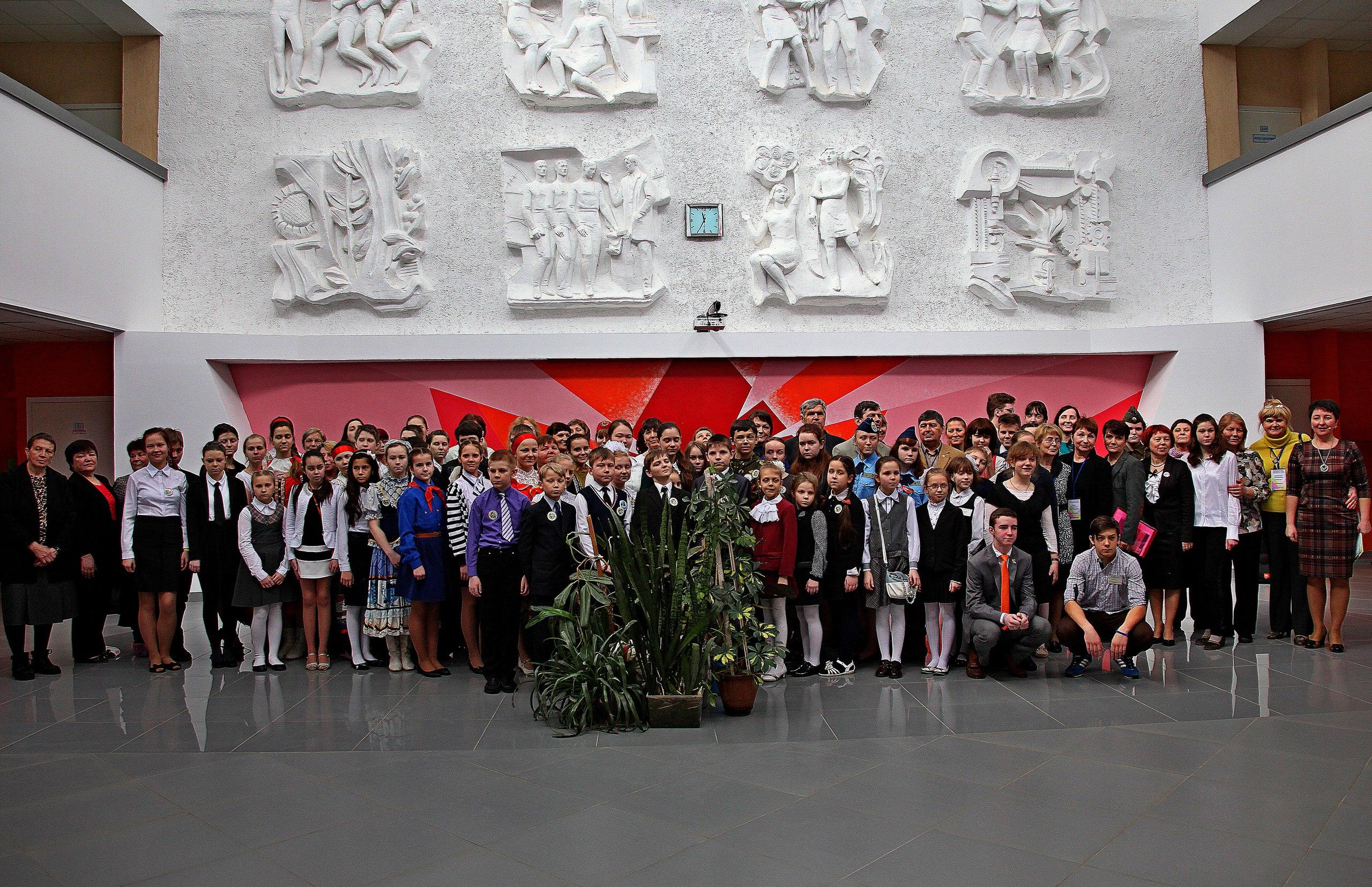 Областной смотр-конкурс юных экскурсоводов музеев образовательных организаций Ленинградской области
