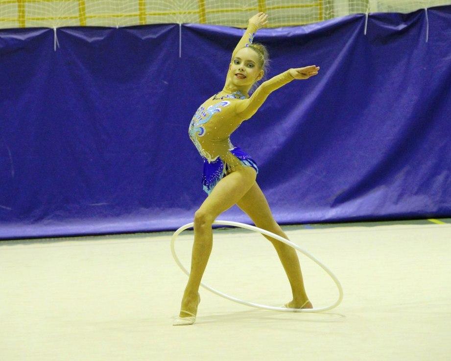Областные спортивные соревнования «Первенство Ленинградской области среди обучающихся по художественной гимнастике»
