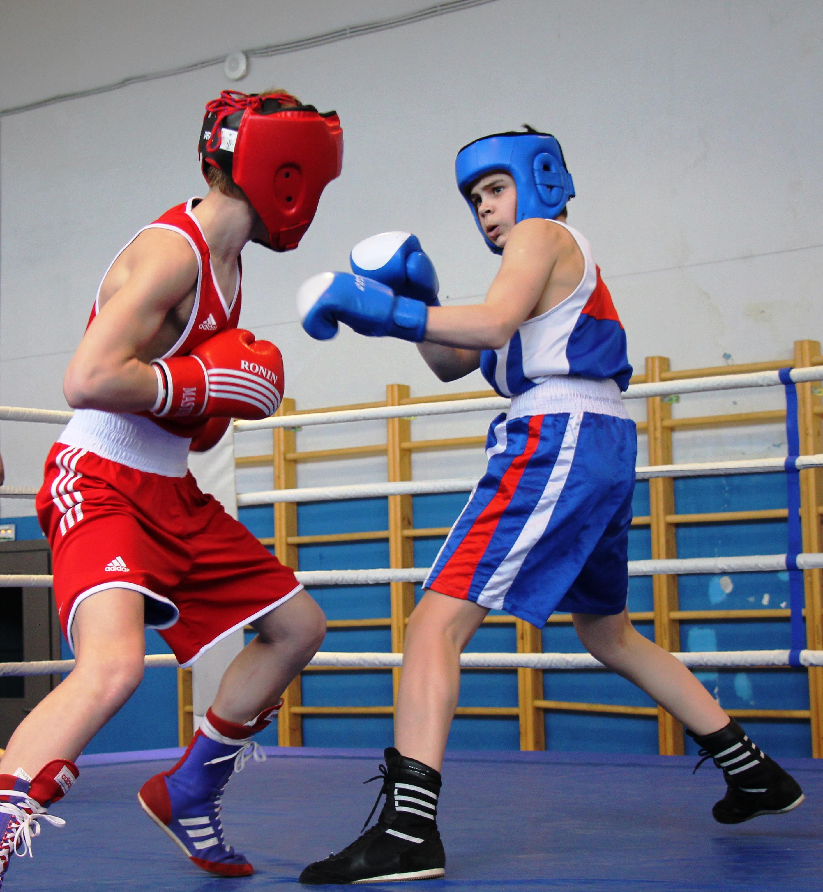 III Открытый турнир по боксу памяти В.А. Пономарёва