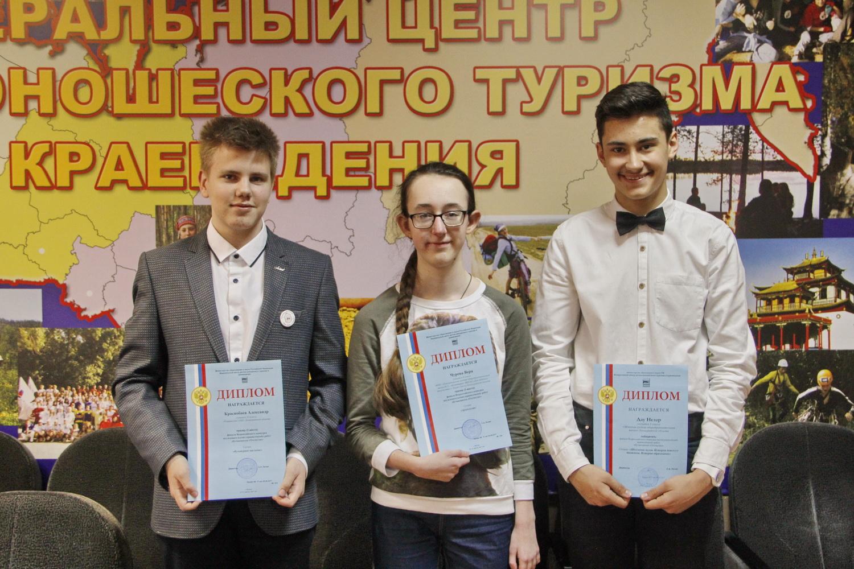 Исследователи Ленинградской области вернулись с победой!