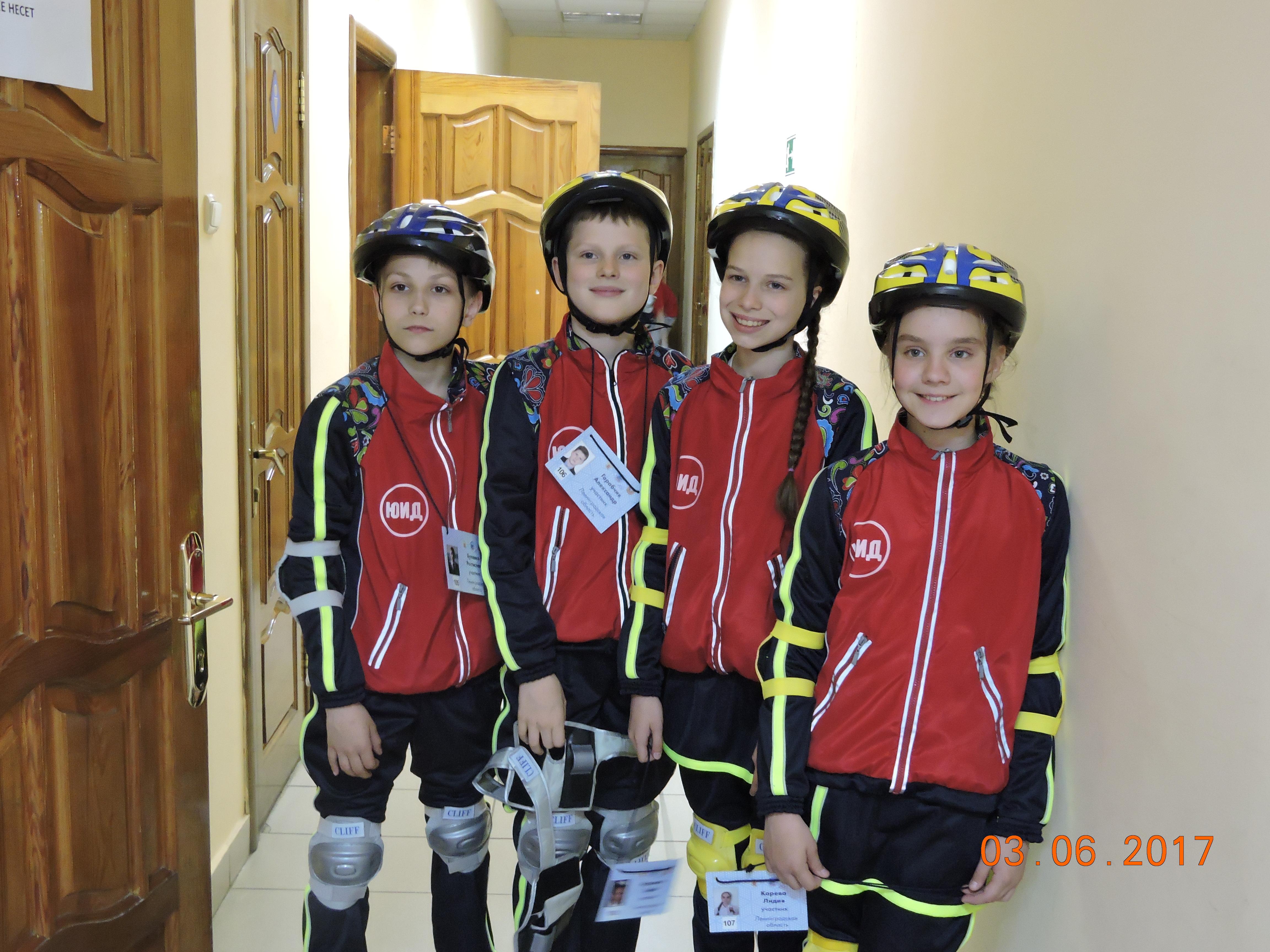 «Безопасное колесо» финишировало в  Ульяновске