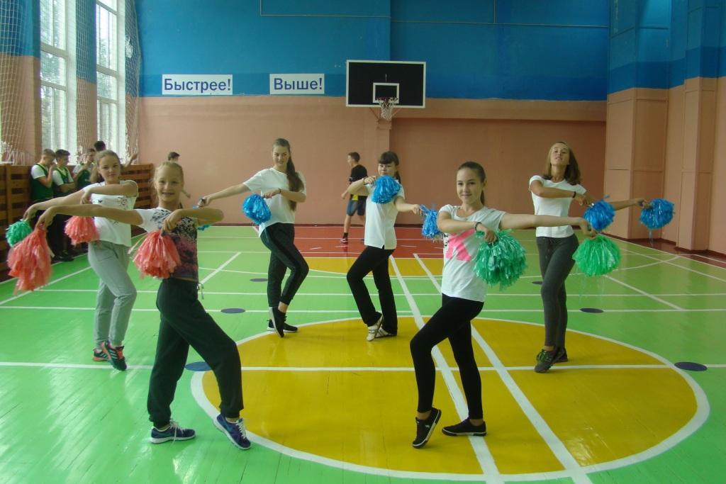 Открытие Лиги школьного спорта Ленинградской области