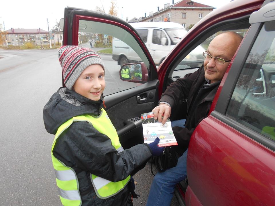 Итоги региональной акции «Письмо водителю»