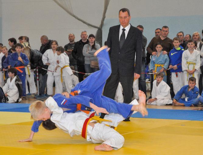 АНОНС! Областные соревнования  по дзюдо