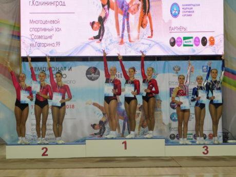 1 место Жукова Лада, Николаева Ксения, Осипова Виктория