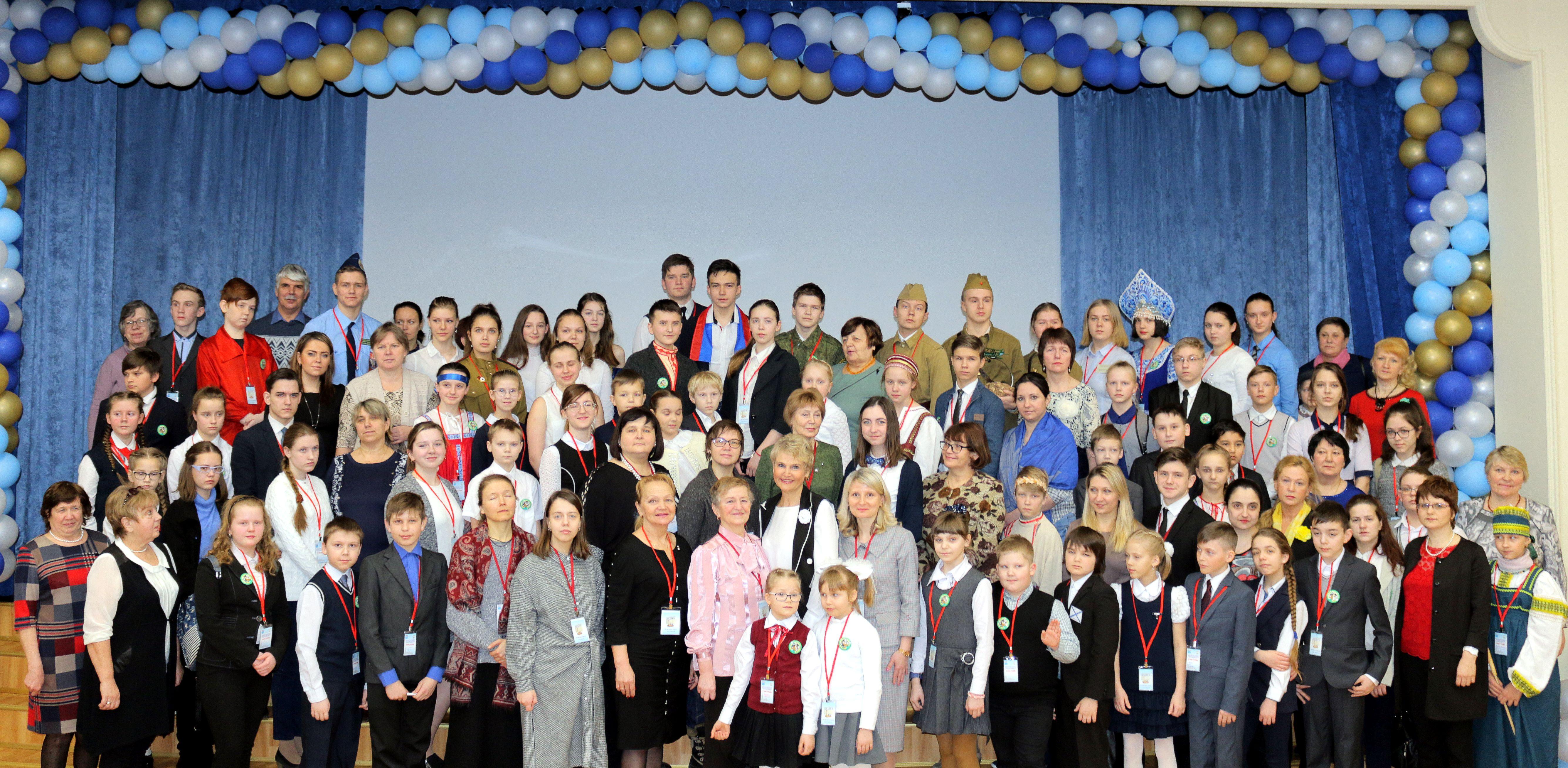 Подведены итоги областного Смотра-конкурса юных экскурсоводов