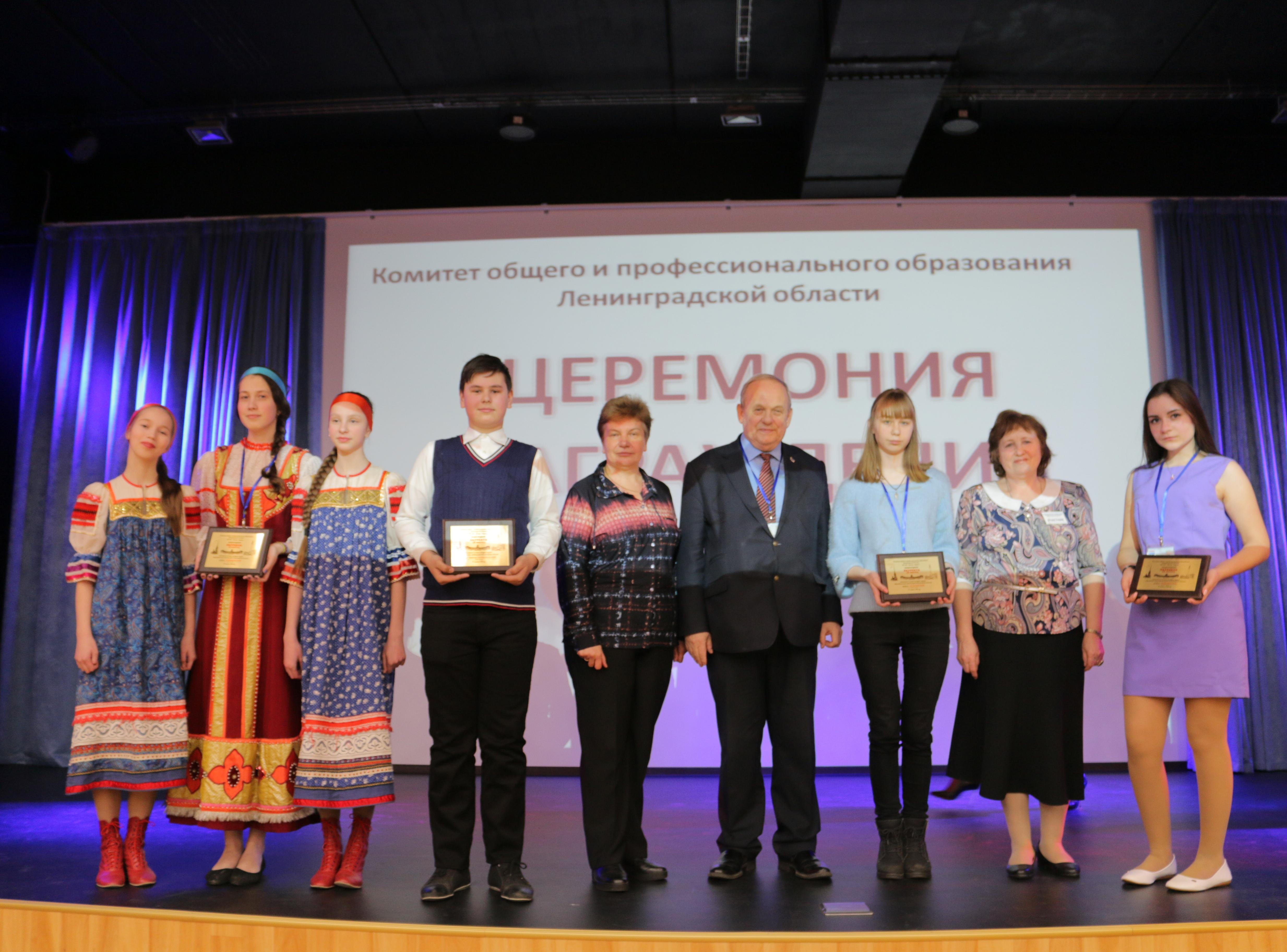 Итоги Областного Смотра-конкурса музеев  образовательных организаций Ленинградской области