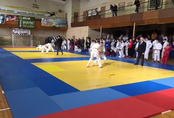 АНОНС!  Областные соревнования среди обучающихся по дзюдо