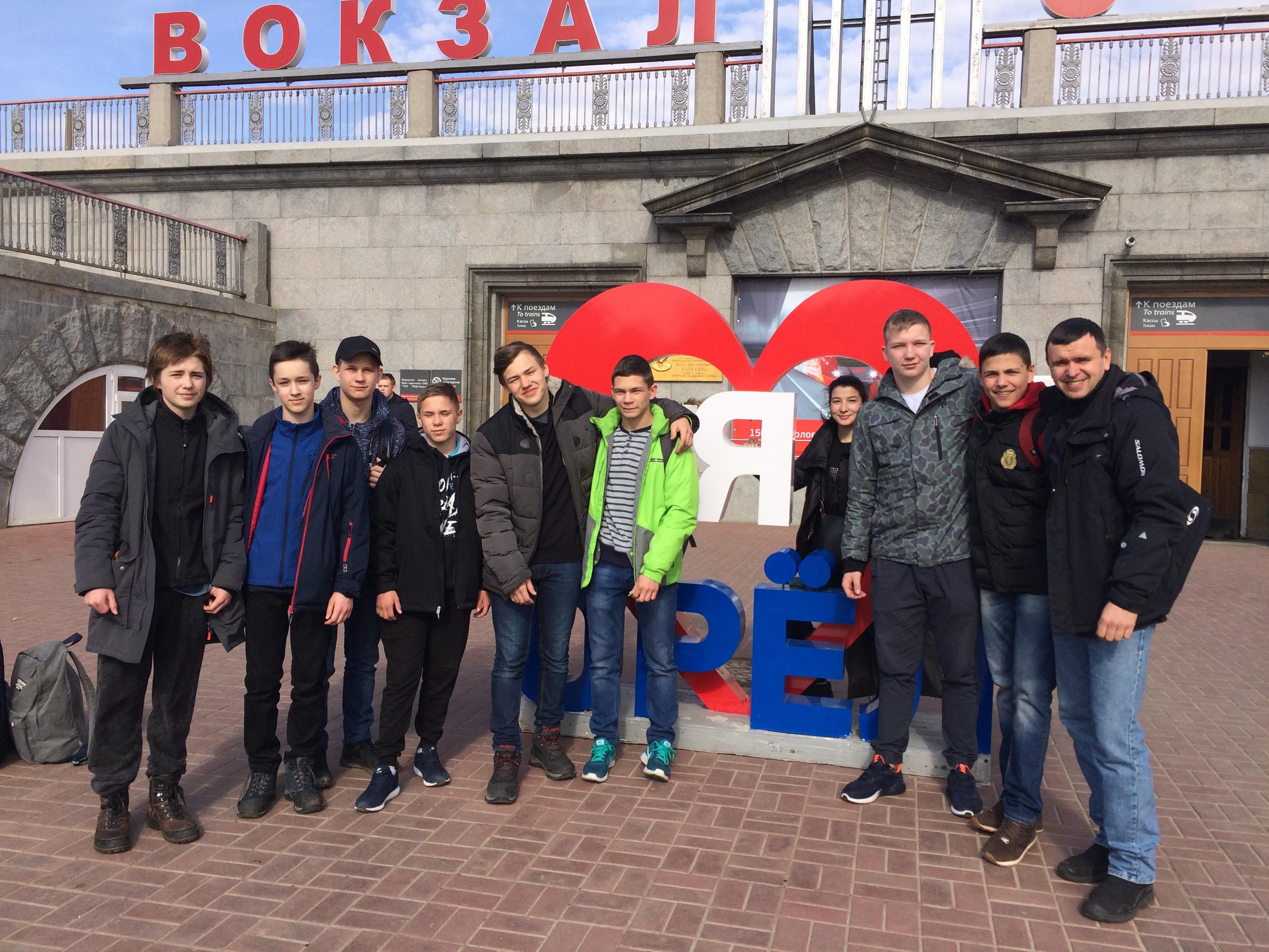 Первенство ОГФСО «Юность России» по дзюдо