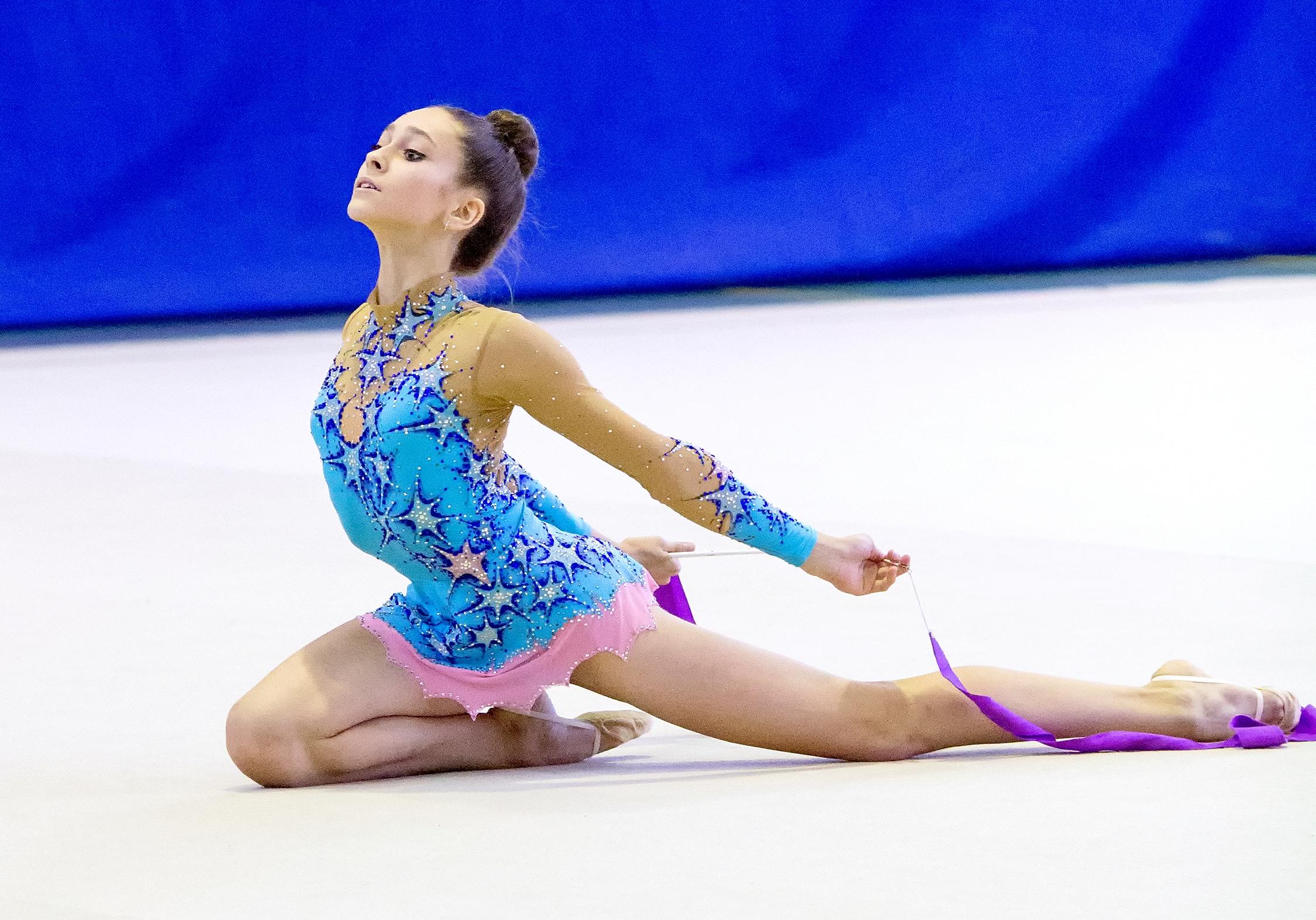 АНОНС! Областные  соревнования   среди обучающихся  по художественной гимнастике