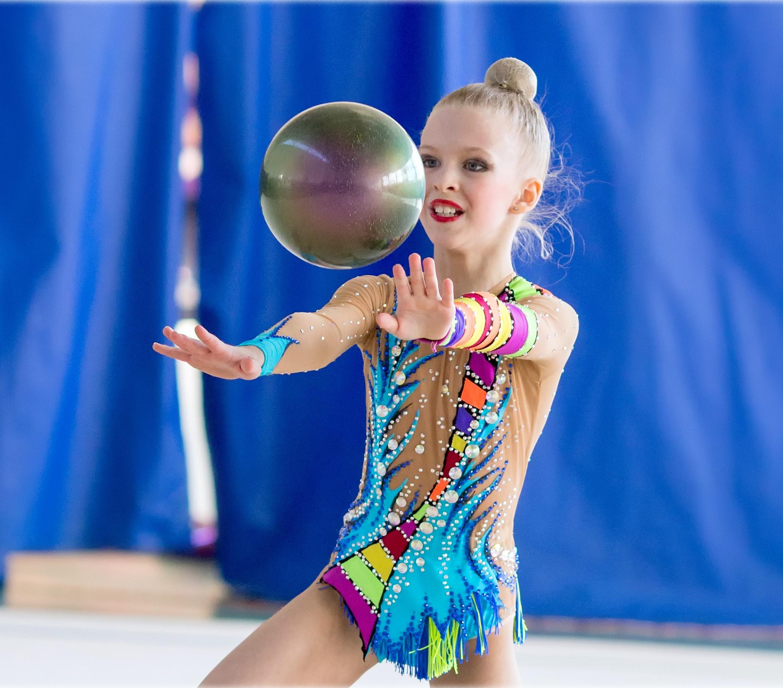Областные соревнования по художественной гимнастике среди обучающихся Ленинградской области