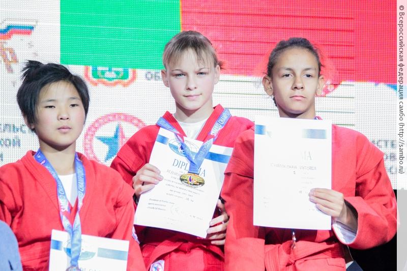 Чемпионка мира из Луги