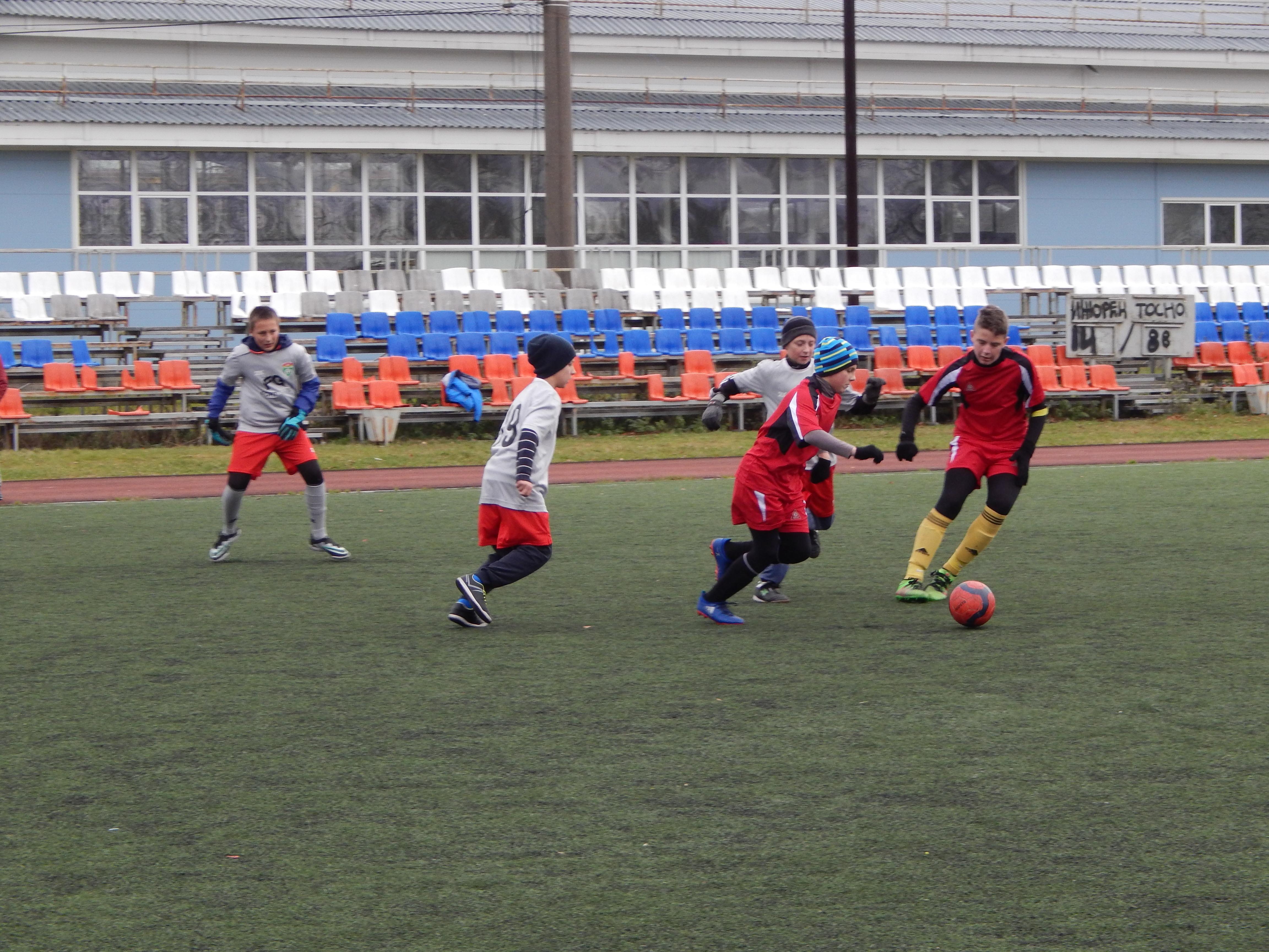АНОНС! 54-я областная спартакиада школьников. Полуфинальные соревнования по мини-футболу