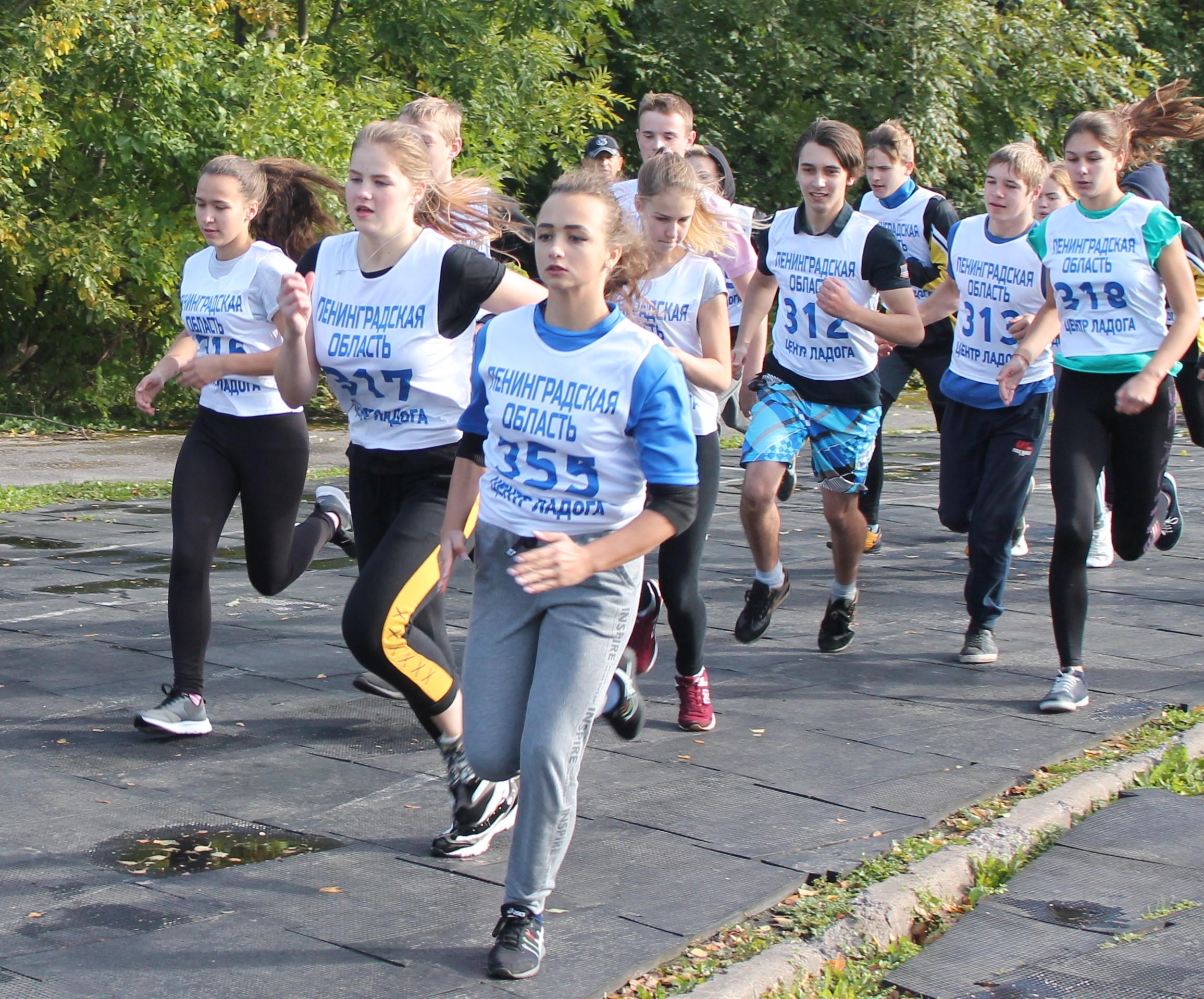 Финальные соревнования по легкой атлетике в рамках 54-й областной Спартакиады школьников