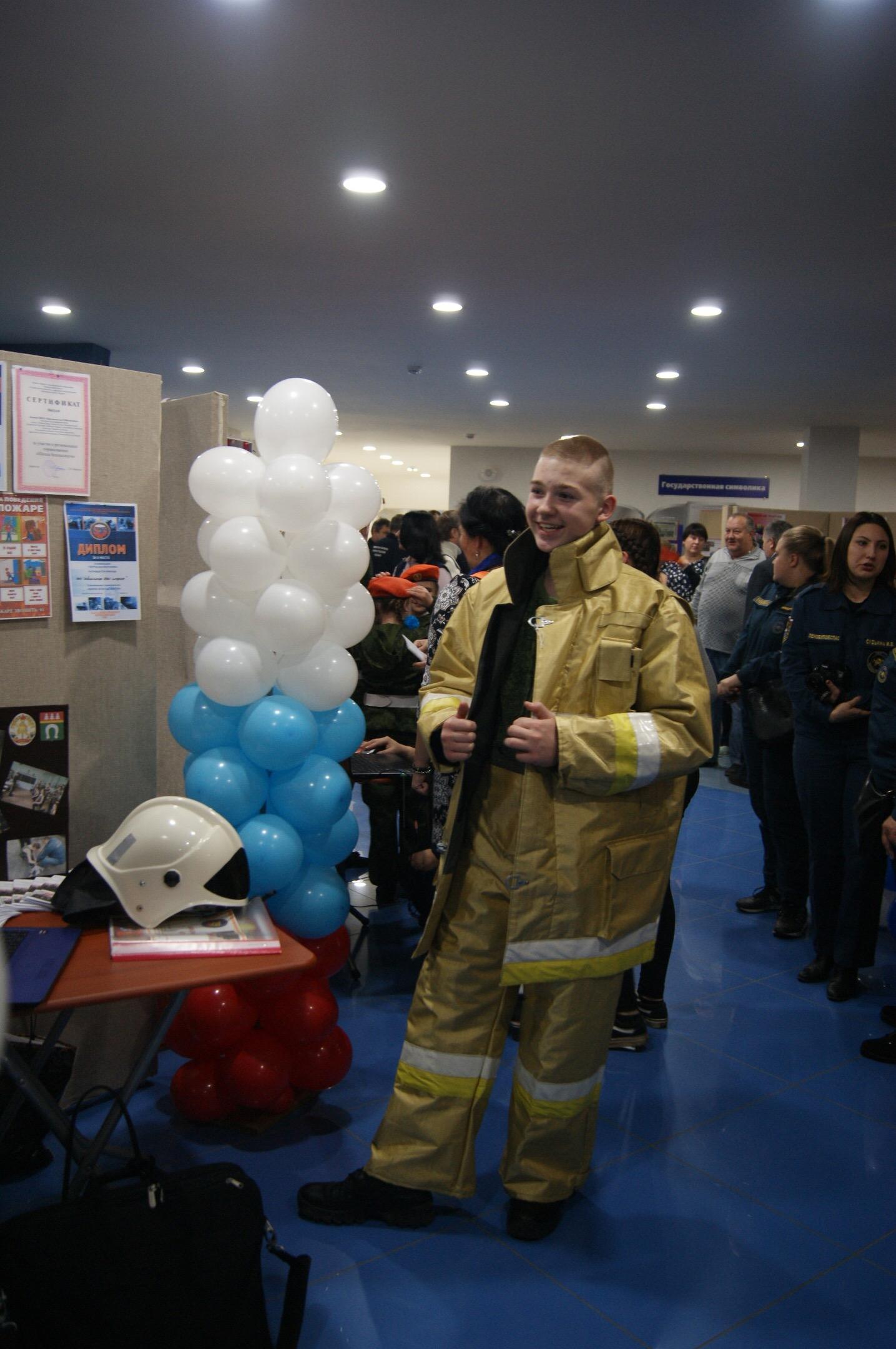 Итоги областного Слёта дружин юных пожарных!