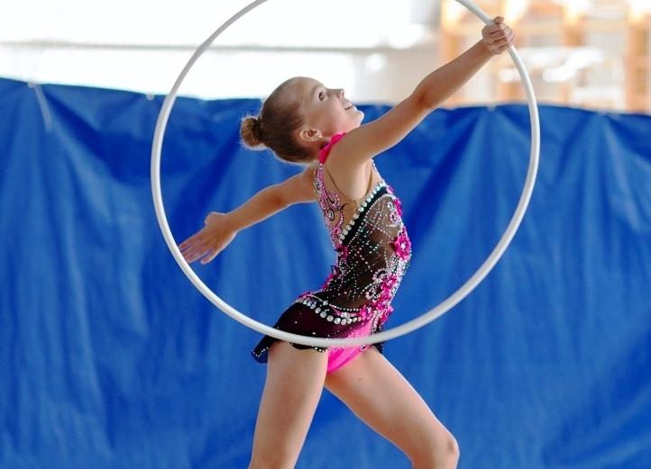 Итоги областных соревнований среди юных гимнасток по художественной гимнастике