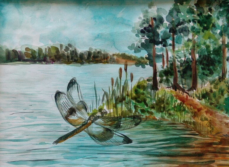 XXIII региональный конкурс детского экологического рисунка «Природа-дом твой. Береги его!»