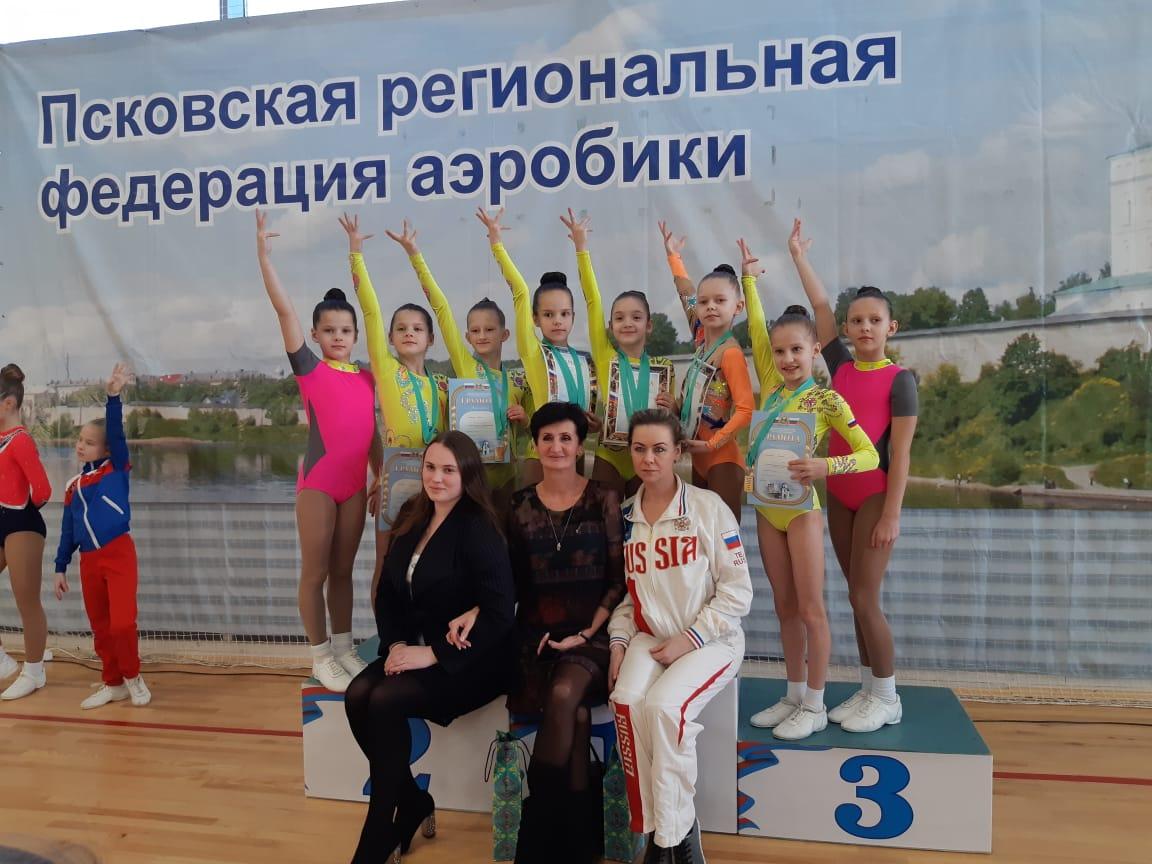 Первенство Северо-Западного Федерального округа России по спортивной аэробике
