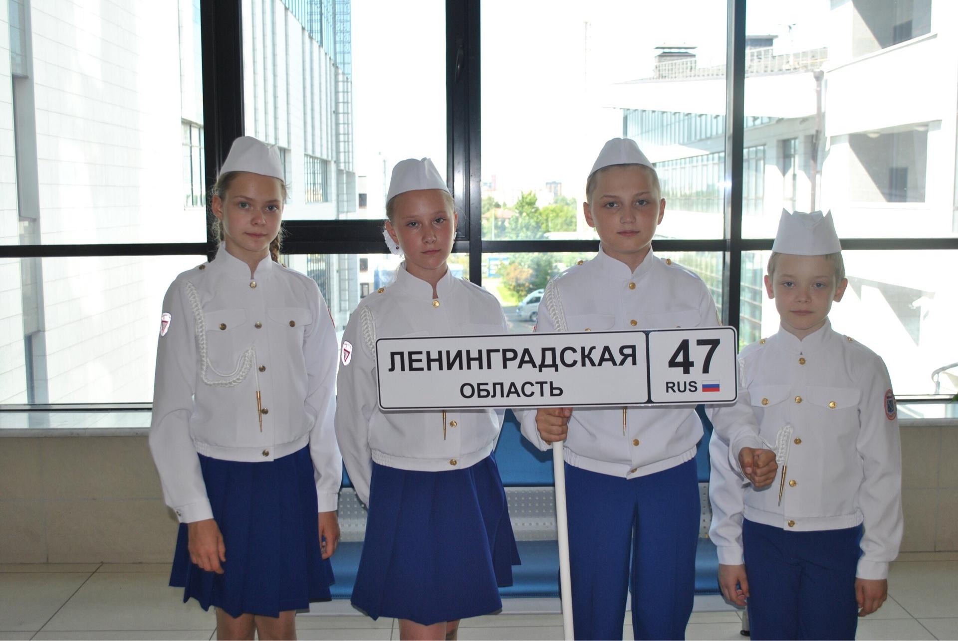 Всероссийский конкурс юных инспекторов движения  «Безопасное колесо», 2019 год