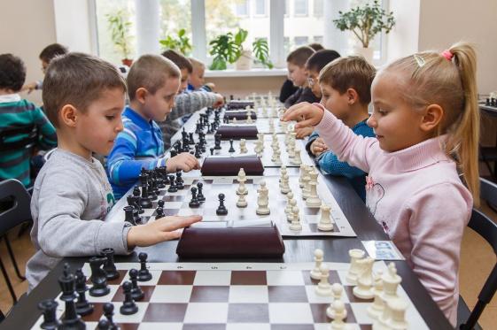 «Турнир будущих звезд» по шахматам