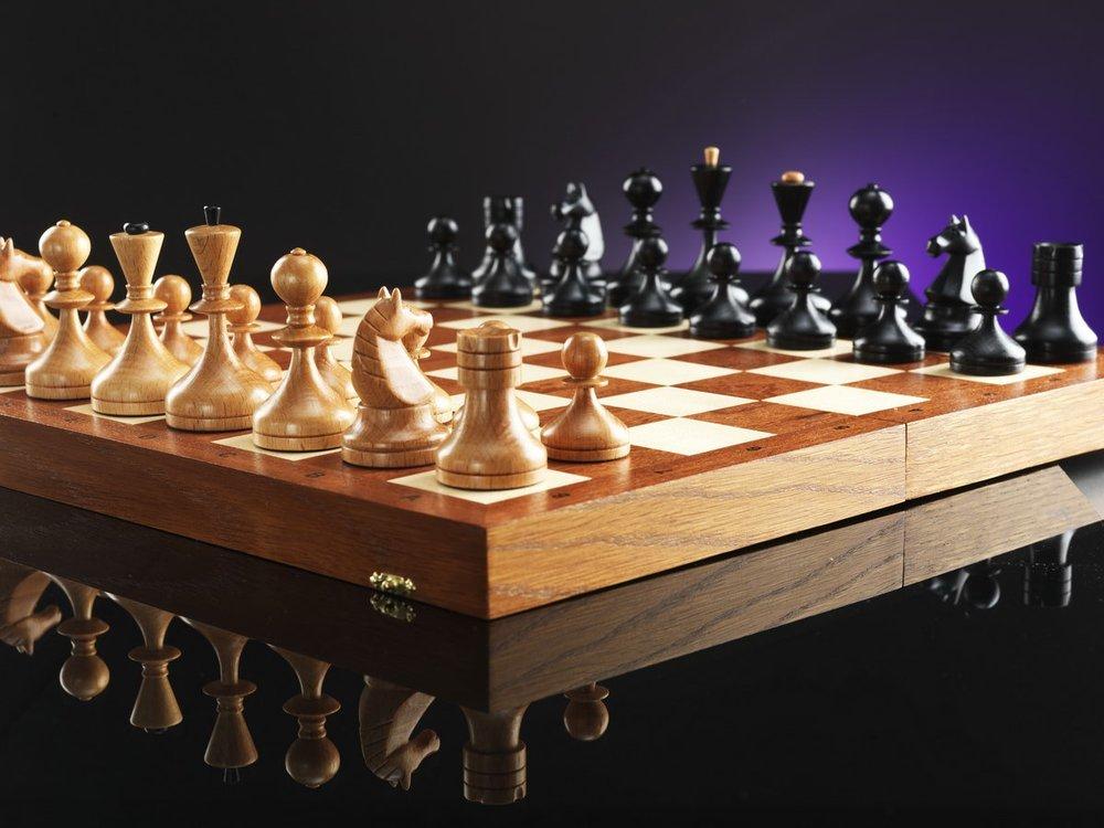 АНОНС: мастер-класс по шахматам