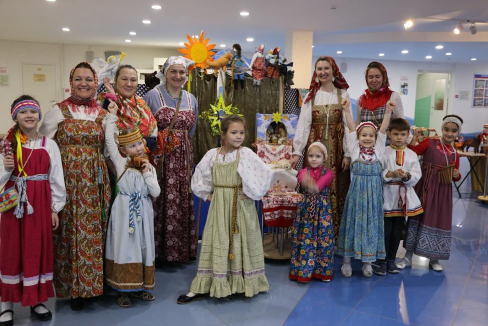 Итоги Областного фольклорного фестиваля-конкурс «Ладожка»