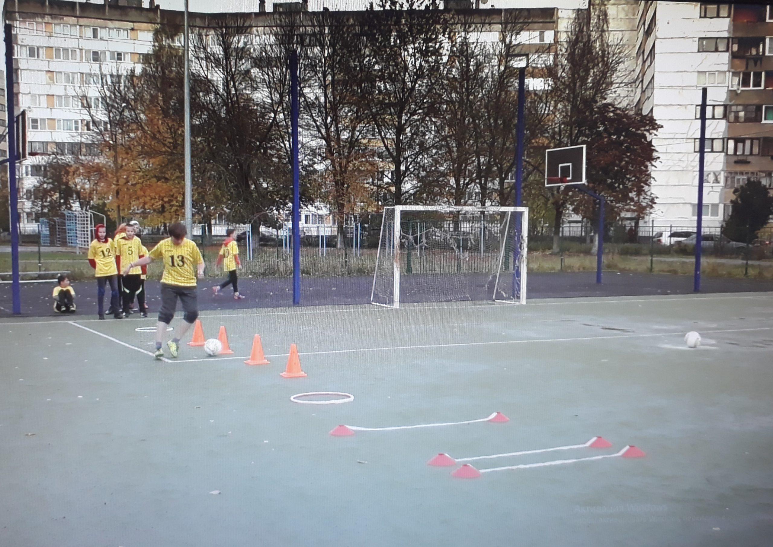 56-я областная Спартакиада школьников: Мини-футбол