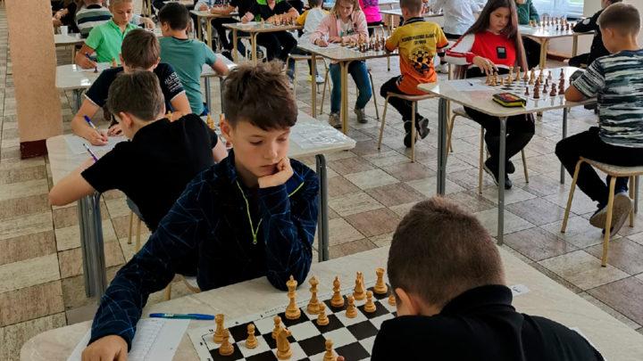 Областной турнир по шахматам «Приз Центра «Ладога», 3 этап