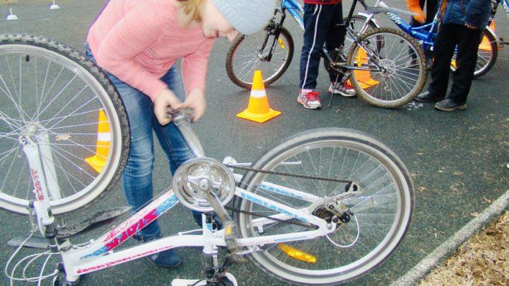 Региональная акция, направленная на профилактику детского дорожно-транспортного травматизма «Готовь сани летом — велосипед весной». С 05 по 28 апреля 2021 года