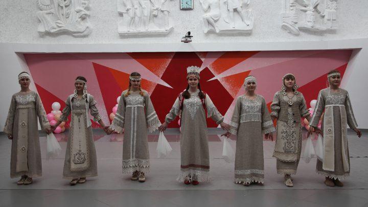 Областной конкурс детских театров моды и детских объединений моделирования и конструирования одежды «Мода и мы»
