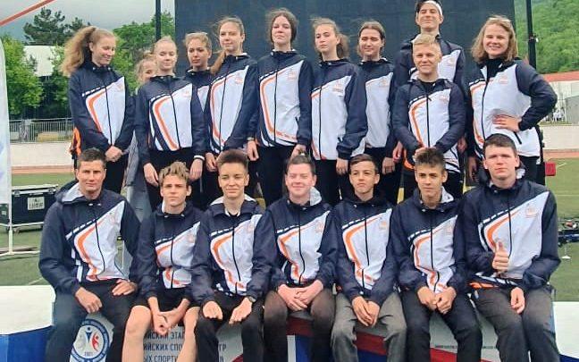 Всероссийский этап Всероссийских спортивных игр школьных спортивных клубов 2020/2021 учебного года