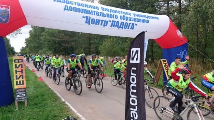 Областной велопробег, посвященный 76-летию Победы в Великой Отечественной войне
