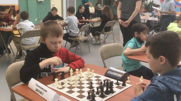Итоги соревнований по шахматам