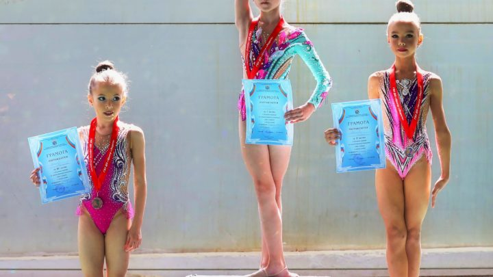 Областной турнир по художественной гимнастике «Шаг к победе»