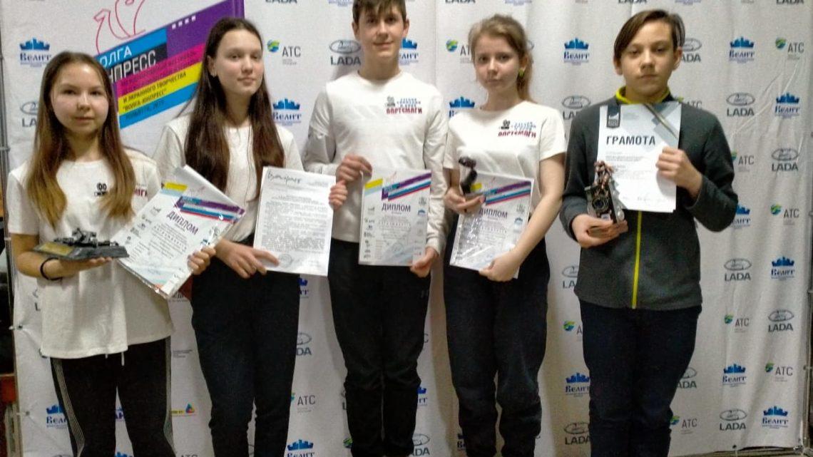 Гран-при фестиваля: из Тольятти в Вартемяги