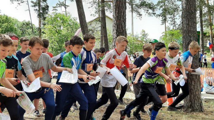 Всероссийские соревнования среди обучающихся «Всероссийский фестиваль юных ориентировщиков 2021 года»