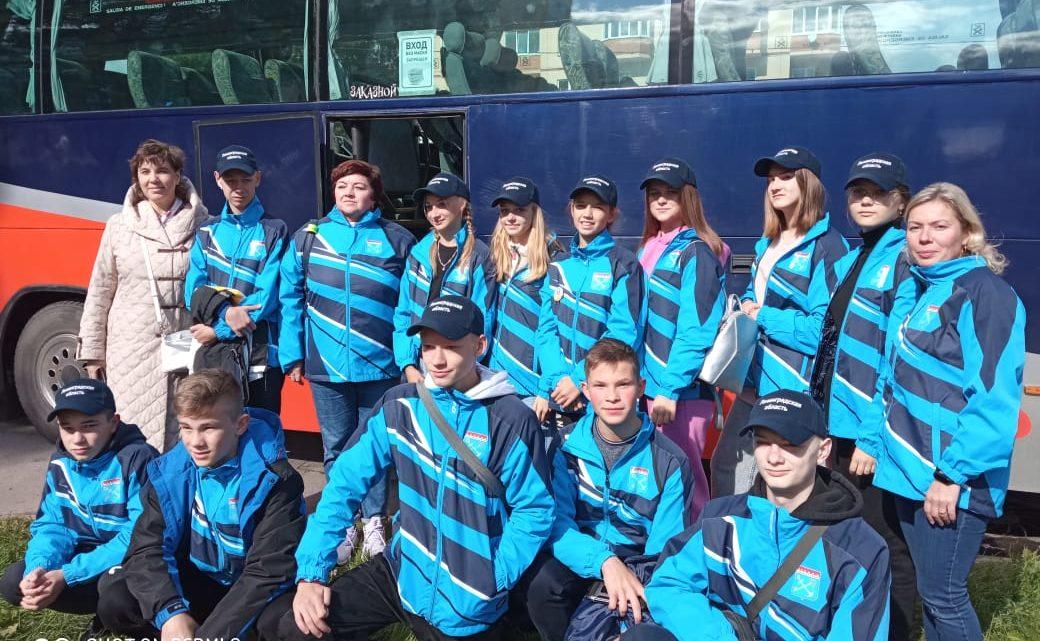 Финальный этап Всероссийских спортивных соревнований школьников «Президентские состязания»