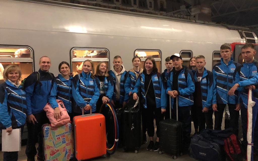 Финал Всероссийских спортивных игр школьников «Президентские спортивные игры»