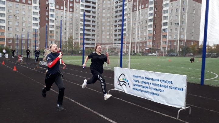 Финальные соревнования по легкой атлетике 57-й областной Спартакиады школьников